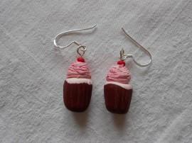 S324 iced fancy earrings