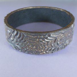 P292 metallic style bangle