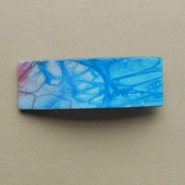 P309 watercolour hairslide